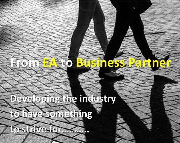 Business partner title